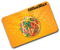 OfficeMax Gift Card FREE $10