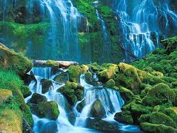 water fall picture