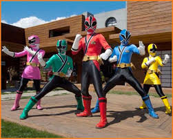 Power Rangers Samurai Cast