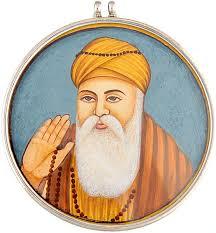 Guru Nanak Double-sided - guru_nanak_pendant_jvz73