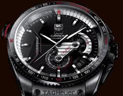 TAG Heuers world premier is