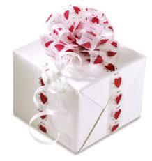 Concours de Noël 2009 (page sapin =1) Paquet-cadeau