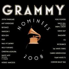 2008 Grammy Nominees cd