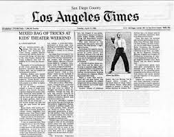 Los Angeles Times - 1986