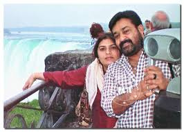 Mohanlal and family Americayil - Snaps