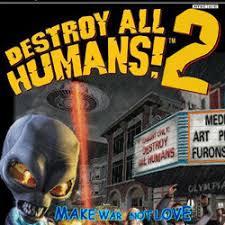 videojuegos Destroy-All-Human-2