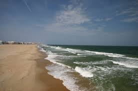 surf beach in Ocean City