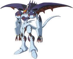 Digimon Adopts Xaki Game MaloMyotismon