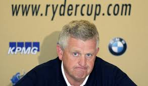 European Ryder Cup captain