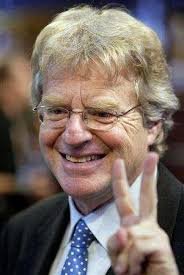 Jerry Springer Talks About
