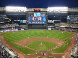 Milwaukee Brewers Night Game