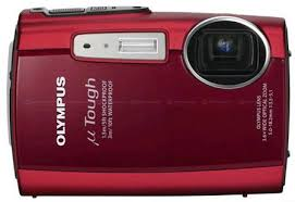 Waterproof Camera Olympus