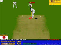 Free Cricket Game