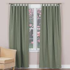 Tab Top Window Treatments