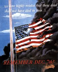 Pearl Harbor Day.
