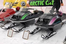 Arctic Cat Snowmobiles have