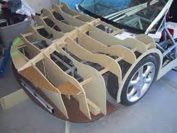 to build your own car?