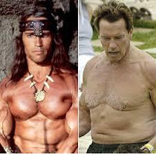 when Arnold Schwarzenegger