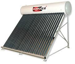 Solar Hot Water Heater DB    HG