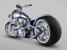 Orange County Choppers Bike