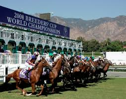 2011 Breeders Cup Post