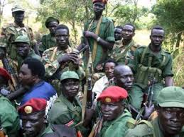Uganda`s LRA Rebels Heading