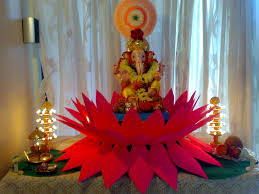 Wallpapers Backgrounds - God Wallpapers Hindu Ganpati decoration home ideas