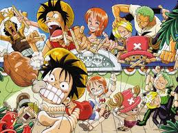 ون بيس One_piece_wall