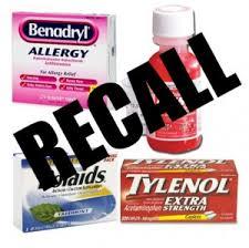 FDA investigating recall of children's medicine