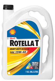 shell rotella15w40
