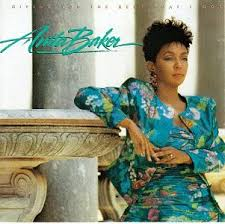 Anita Baker lyrics with