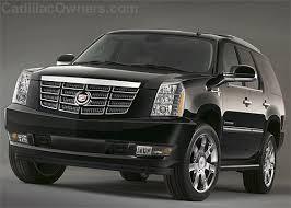Cadillac Escalade Information