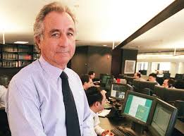 Madoff made his statements in