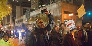 Occupy Portland in standoff with police as other cities make arrests