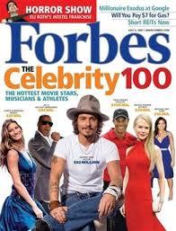 Forbes magazine,