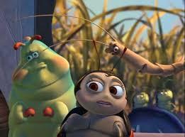 Fotograma de la película bichos.