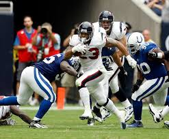 Texans Arian Foster has Knee