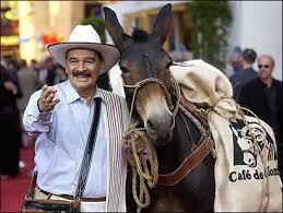 juan valdez Juan Valdez, s�mbolo del cafe colombiano
