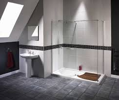 Walk-in shower are the latest trend in bathroom design