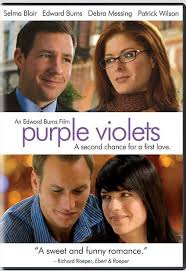 burns purple violets Segunda Chance Para o Amor