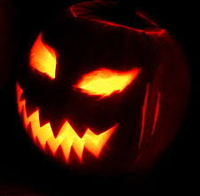 Halloween A Jack-o-lantern