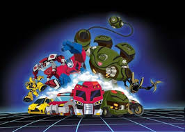 Autobots, Transform and roll