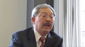 Mayor Ed Lee says San