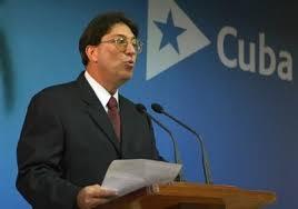 Canciller cubano