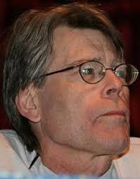 Stephen King, February 2007