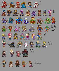 Final Fantasy - El origen de la saga
