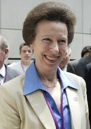 Princess Anne: Had to escape
