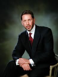 Oracle Chief Larry Ellison was