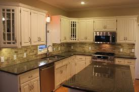 White Kitchen Cabinets With Black Granite Countertops by Tfactorx Page 54 Kitchen Backsplash Ideas With Granite