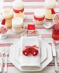 Decoração de Natal: Decoração da Mesa de jantar